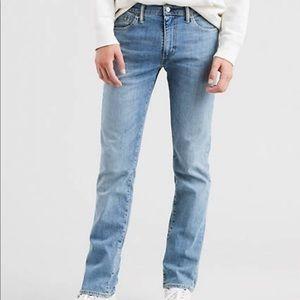 NWT 511 Slim Fit Advanced Stretch Men's Jeans 31W